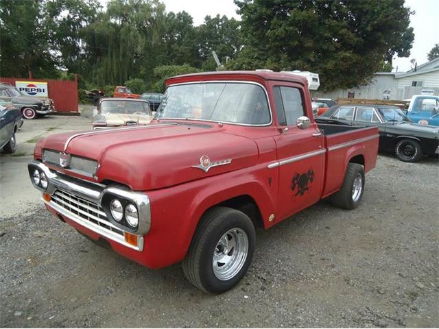1960 Ford F100 | 906430