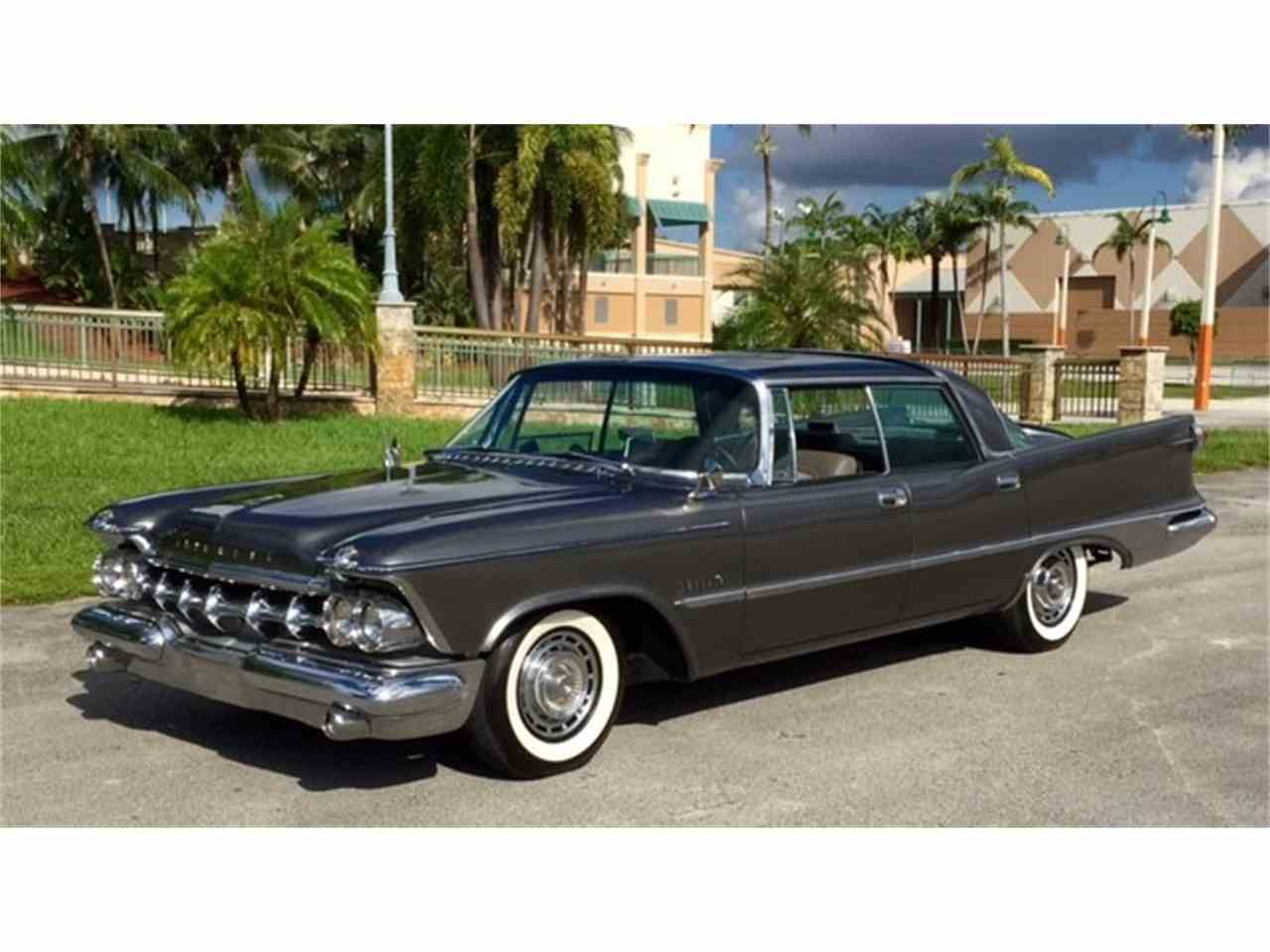 1959 Chrysler Crown Imperial for Sale   ClassicCars.com   CC-906435
