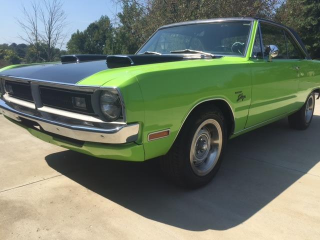 1971 Dodge Dart Swinger | 906442