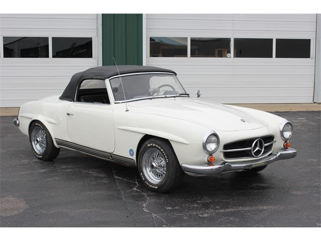 1962 Mercedes-Benz 190SL | 906444