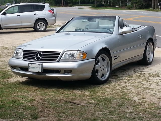 1999 Mercedes-Benz SL500 | 906450