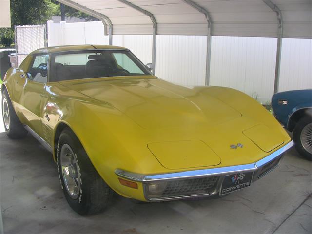 1971 Chevrolet Corvette | 906459