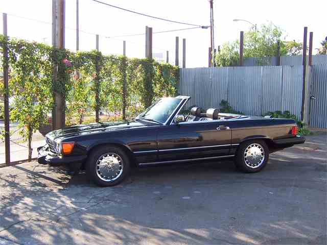 1989 Mercedes-Benz 560SL | 906460