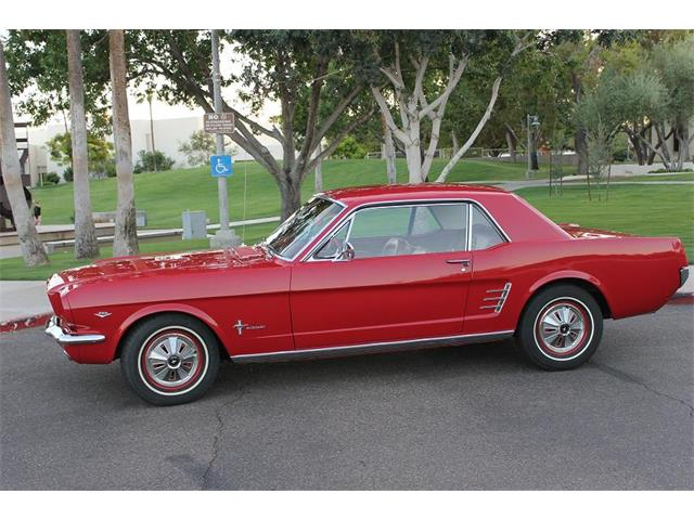 1966 Ford Mustang | 906465