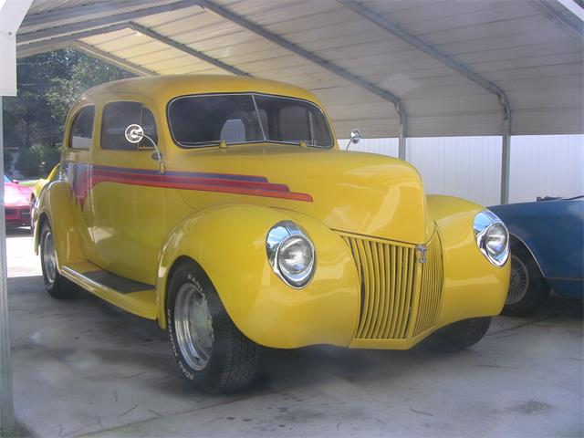 1940 Ford Deluxe | 906466