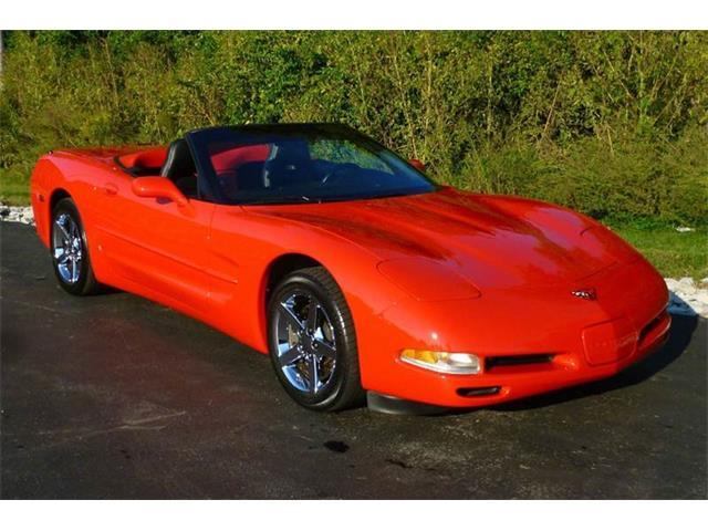 1998 Chevrolet Corvette | 906479