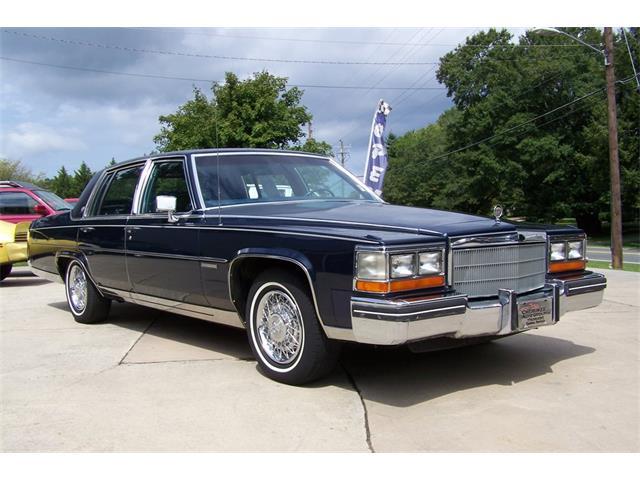 1982 Cadillac Fleetwood | 900648