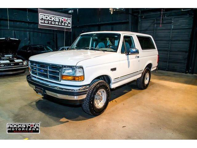 1995 Ford Bronco | 906480