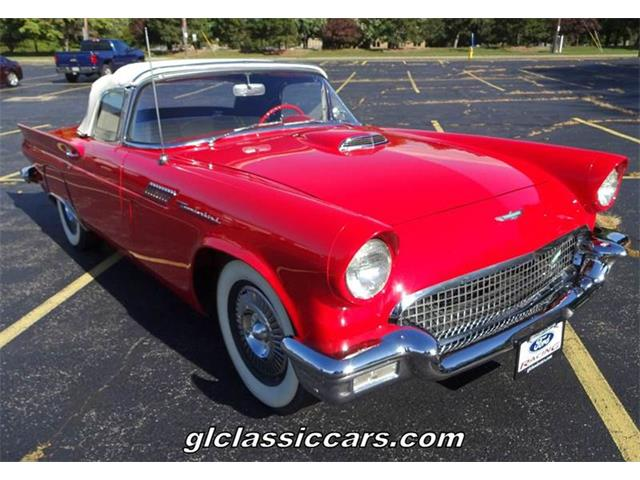 1957 Ford Thunderbird | 906482
