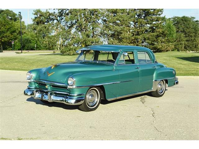 1952 Chrysler Windsor | 906483