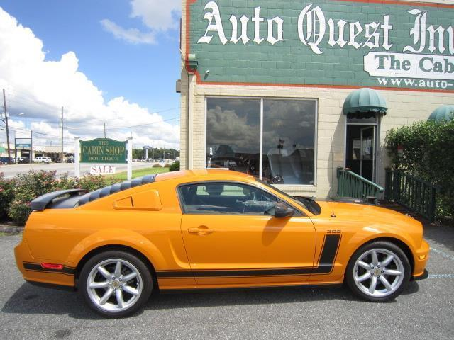 2007 Ford / Salene Mustang Parnelli Jones | 906485