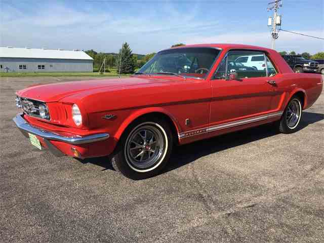 1965 Ford Mustang | 906498