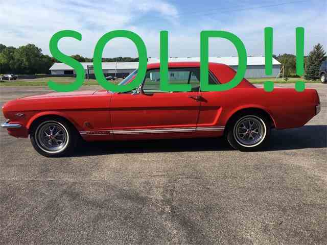 1965 FORD MUSTANG GT SOLD | 906498