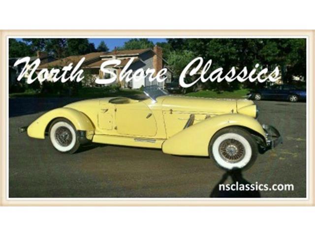 1936 Auburn Boattail | 906502