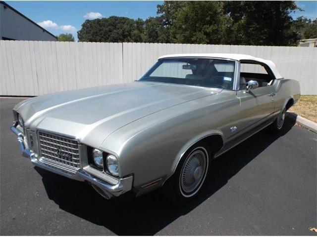 1972 Oldsmobile Cutlass | 906515
