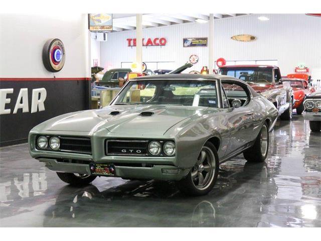 1968 Pontiac GTO | 906517