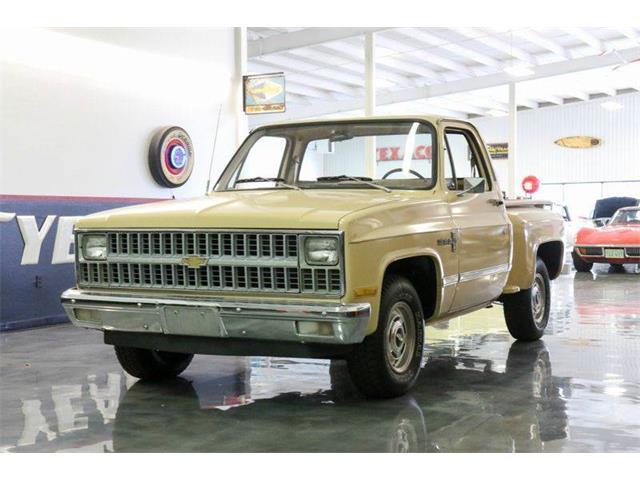 1982 Chevrolet C/K 10 | 906520