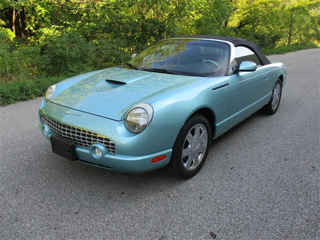 2002 Ford Thunderbird | 906525