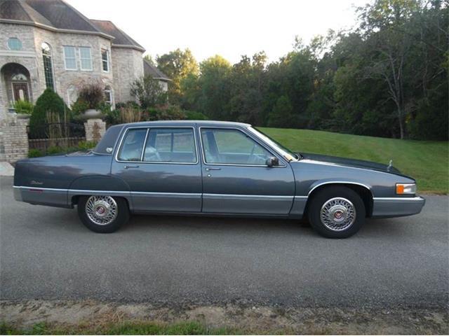 1990 Cadillac Fleetwood | 906527