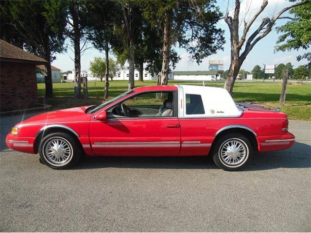 1996 Mercury Cougar   906532