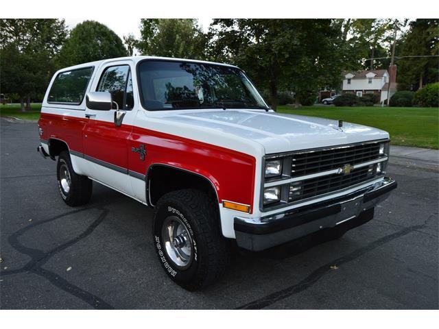 1984 Chevrolet Blazer | 906534