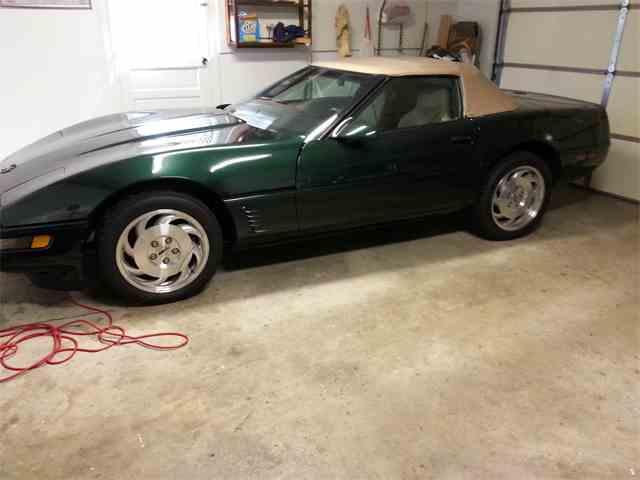 1995 Chevrolet Corvette | 906535