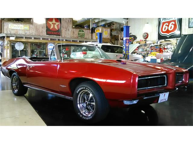 1968 Pontiac GTO | 906544