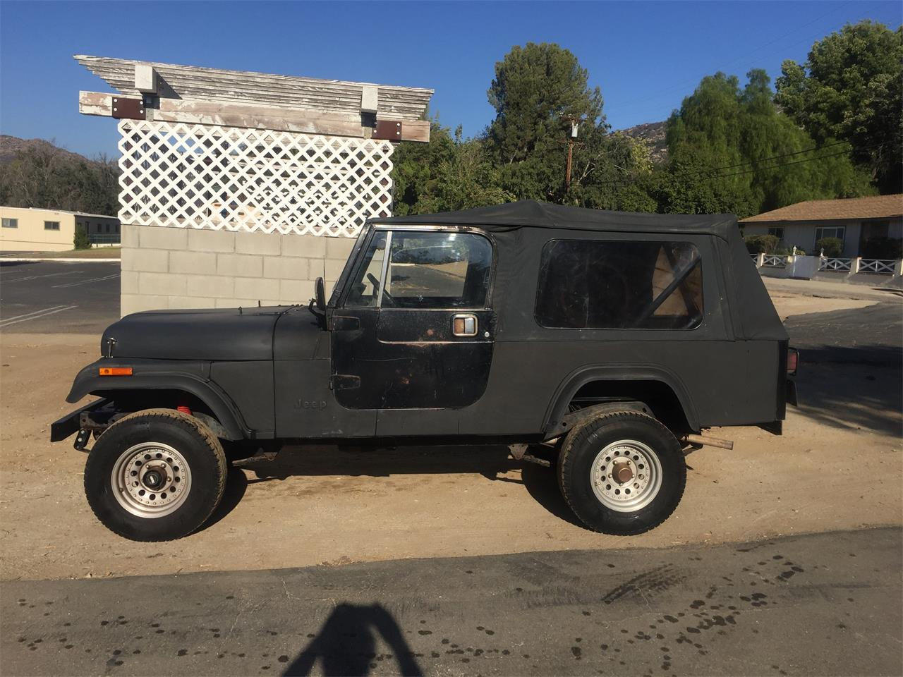 1982 jeep cj8 scrambler for sale cc 906548. Black Bedroom Furniture Sets. Home Design Ideas