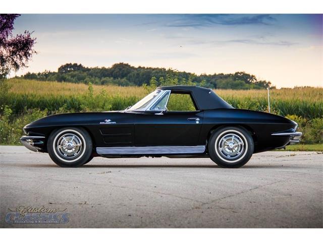 1963 Chevrolet Corvette 327/360 | 900657