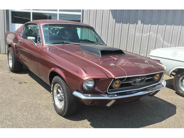 1967 Ford Mustang | 900658