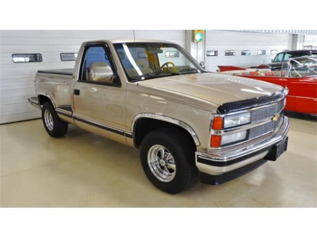 1992 Chevrolet C/K 1500 Series Stepside | 900659