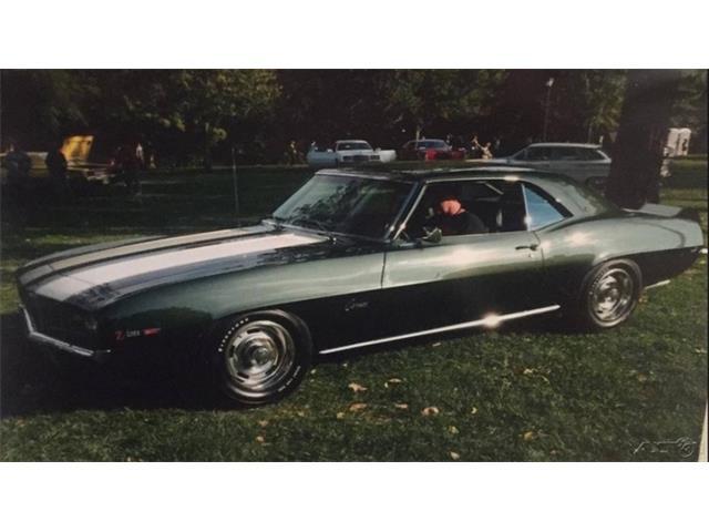 1969 Chevrolet Camaro | 906590