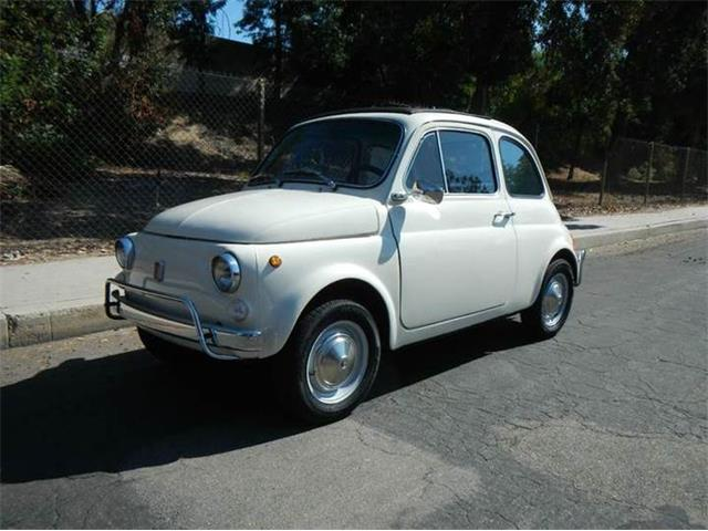 1970 Fiat 500L   906591