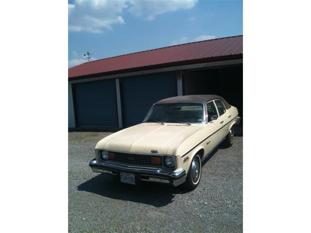 1972 Chevrolet Nova | 906599