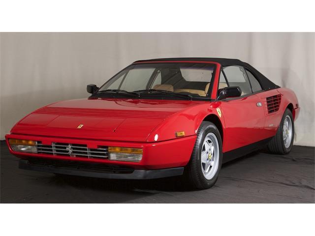1987 Ferrari Mondial | 906602