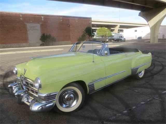 1949 Cadillac Convertible | 906621