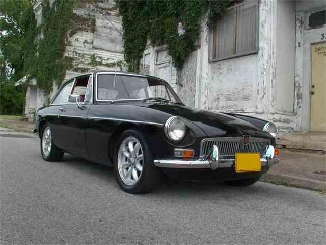 1967 MG BGT | 906625