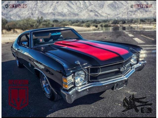 1971 Chevrolet Chevelle SS | 906628