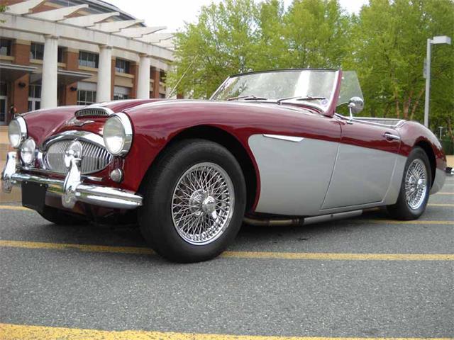 1962 Austin-Healey 3000 Mk I BT7 | 906633