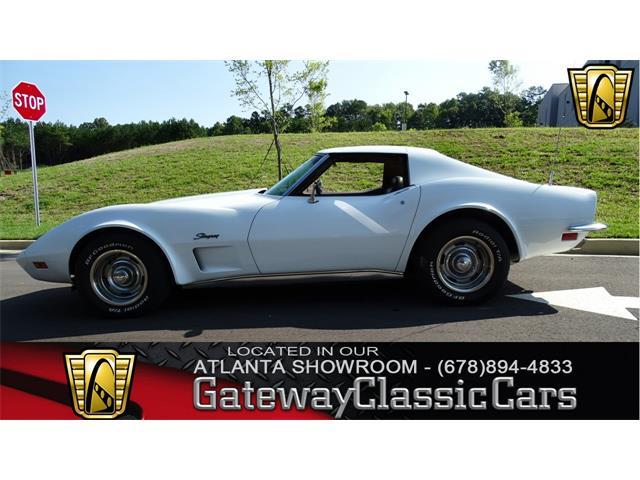1973 Chevrolet Corvette | 900664