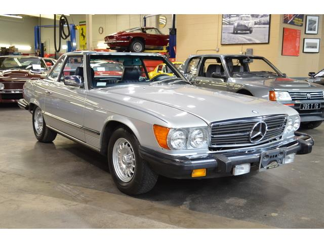 1985 Mercedes-Benz 380SL | 906640