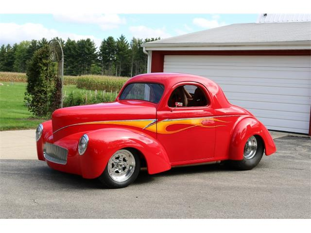 1940 Willys Coupe | 906641