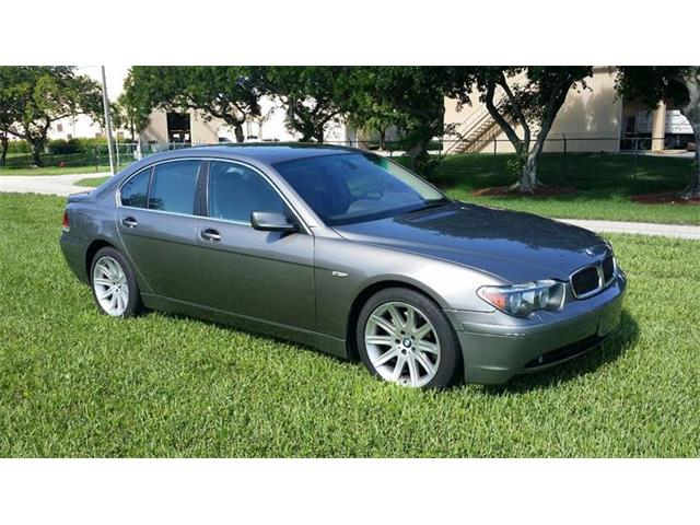 2004 BMW 7 Series | 906642