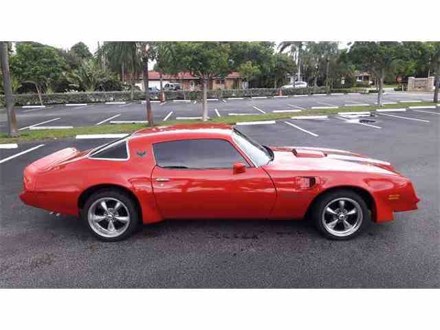1979 Pontiac Firebird Trans Am | 906648