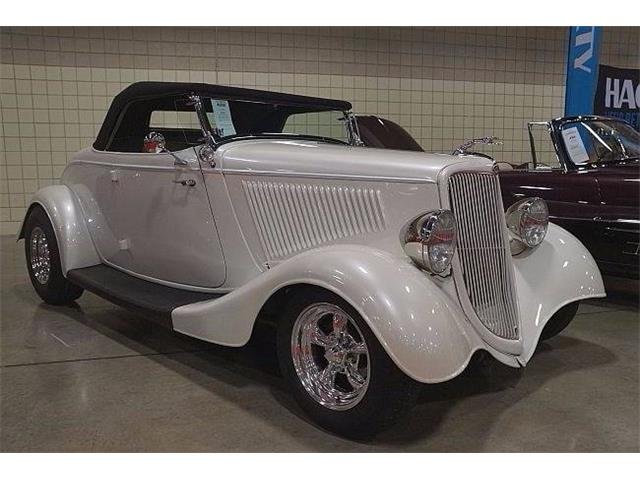 1934 Ford Cabriolet Custom Hot Rod Roadster | 906657