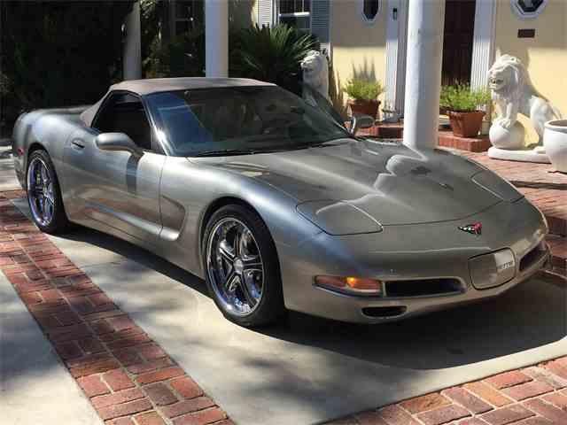 2000 Chevrolet Corvette | 906666