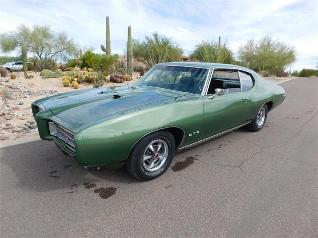 1969 Pontiac GTO | 906667
