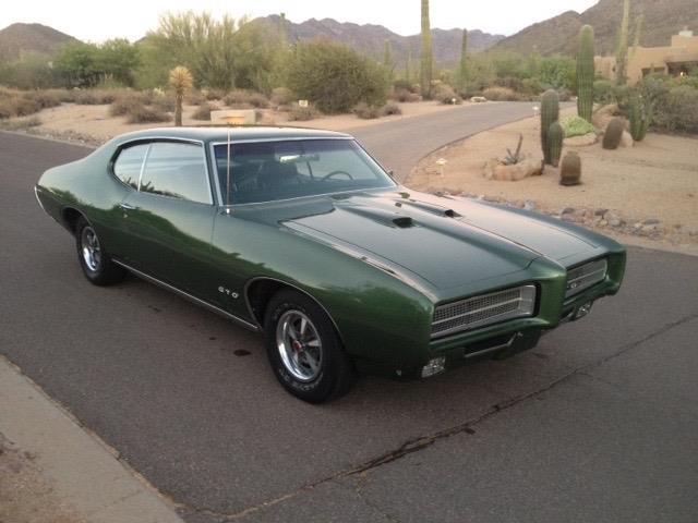 1969 Pontiac GTO SURVIVOR | 906667