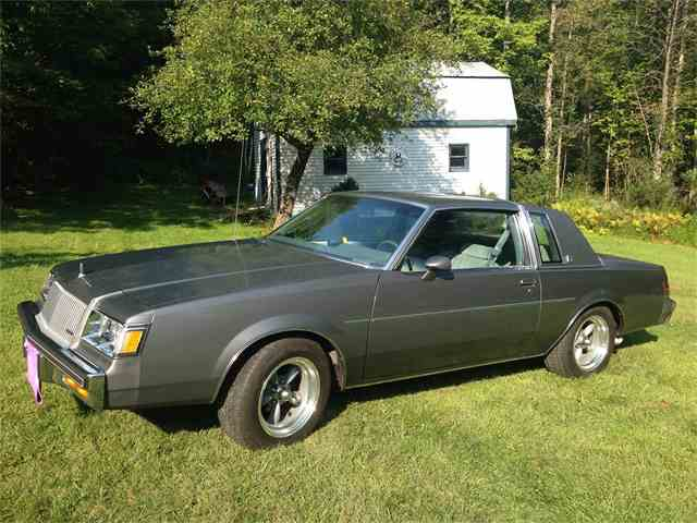 1987 Buick Regal | 906670