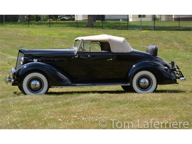 1937 Packard 115 Convertible Coupe | 906672
